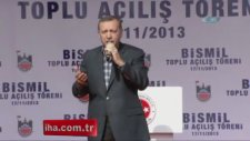 Başbakan Erdoğan, 'Bu sadece bir başlangıç'