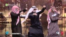 Arap Dedeler Gangnam Style (Yetenek Sizsiniz)