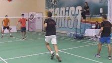 Manisa'da Badminton Heyecanı