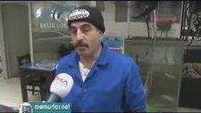 Marmara'dan 'Jaws' çıktı