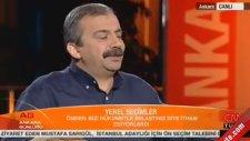Sırrı Süreyya Önder Mustafa Sarıgül'e Hodri Meydan