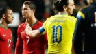 Sweden 2-3 Portugal (Maç Özeti)