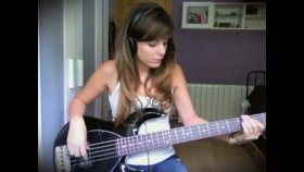 Jamiroquai - Marta Altesa Bass Cover (Don't) Give Hate A Chance