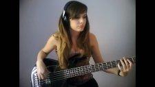Marta Altesa - Muse - Panic Station (Bass Cover)
