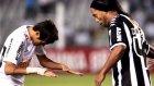 Rakipten Ronaldinho'ya Büyük Sevgi