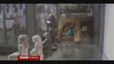 Hareket eden heykel 'firavunun laneti' mi?
