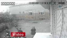 Tinerci Dehşeti Kamerada (Bağcılar)