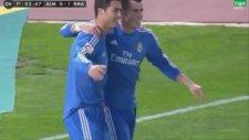 Almeria 0-5 Real Madrid (Maç Özeti)