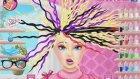Barbie Saç Kesimi Oyunu
