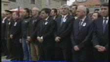 Şehit Polis Törenle Uğurlandı
