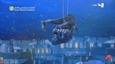 Örümcek Adam Dansı (Yetenek Sizsiniz Araplar)