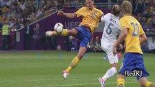 Zlatan Ibrahimovic (Taekwondo Hareketli Goller)