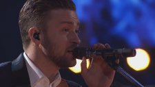 Justin Timberlake - Drink You Away (Canlı Performans)