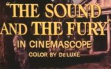 The Sound and the Fury (1959) Fragman
