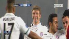 CSKA Moskova 1-3 Bayern Münih (Maç Özeti)
