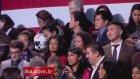 Protestocu konuştu Obama dinledi