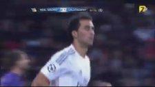 Real Madrid 2-1 Galatasaray (Gol:Alvaro Arbeloa)