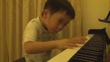 Tsung Tsung Amazing Piano Prodigy