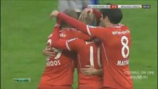 Bayern Münih 2-0 Eintracht Braunschweig (Maç Özeti)