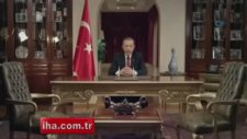 Başbakan Erdoğan 'Millete Hizmet Yolunda' Ulusa Seslendi