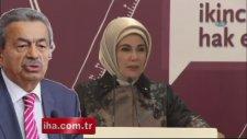 Emine Erdoğan'dan Kamer Genç'e Suç Duyurusu
