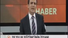 Samanyolu Tv Haber Spikeri Canlı Yayında Fenalaşıp Bayıldı