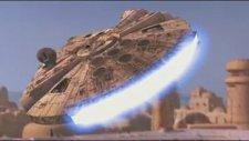 Star Wars  - Tatooineden Kaçış Sahnesi