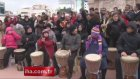 Dünyanın İlk Zihinsel Engelli Perküsyon Grubu Taksim'de Gösteri Yaptı