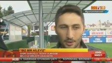 Sabri Sarıoğlu'ndan Melo Açıklaması!