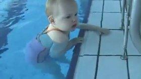 Bu Bebek Olimpiyat Şampiyonu Olabilir