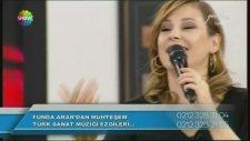 Funda Arar -  Ben Gamlı Hazan Sense Bahar (Canlı Performans)