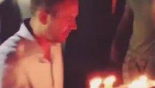 Paul Walker 40.yaşını Böyle Kutlamıştı!