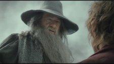 The Hobbit: The Desolation of Smaug - Cesaret Sahnesi