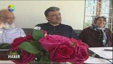 Cumhurbaşkanı Abdullah Gül Sivil Araçla Aile Ziyareti Yaptı - Showhaber