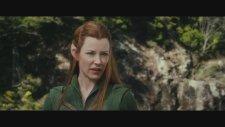 The Hobbit The Desolation of Smaug - Bu Bizim Savaşımız Sahnesi