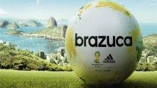 2014 Dünya Kupası Topu Brazuca'nın Testi