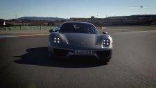 2014 Porsche 918 Spyder (tanıtım)