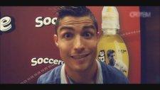Cristiano Ronaldo'nun Eğlenceli Halleri