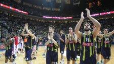 Fenerbahçe Avrupa Devini Yine Dize Getirdi