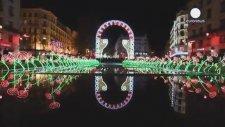 Lyon'da Işık Festivali