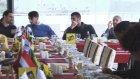 Fenerbahçeli Futbolcuların Yemeğinden Çok Özel Görüntüler