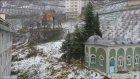 Köyde Kar Yağışı