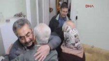 Mustafa Balbay'ın baba evinde sevinç gözyaşları