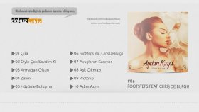 Aydan Kaya - Footsteps Feat. Chris De Burgh (Official Audio)
