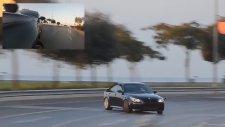 BMW M5 Drift - Harun Taştan ISTANBUL