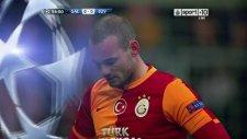 Galatasaray 1-0 Juventus (Geniş Maç Özeti)