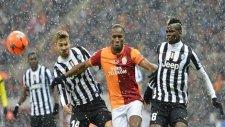 Galatasaray 1-0 Juventus (Maç Özeti)