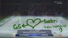 Galatasaray-Juventus Maçı Geyikleri