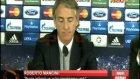 Juventus Maçı Sonrası Roberto Mancini Basın Toplantısı