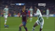 Barcelona 6 - 1 Celtic (Maç Özeti)
